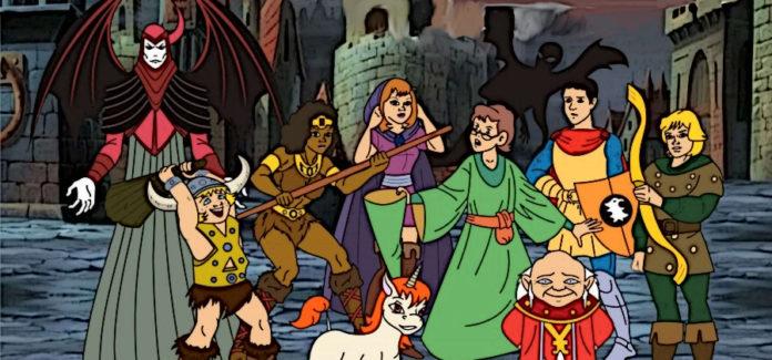 Novo Filme - Caverna do Dragão (Dungeons & Dragons)