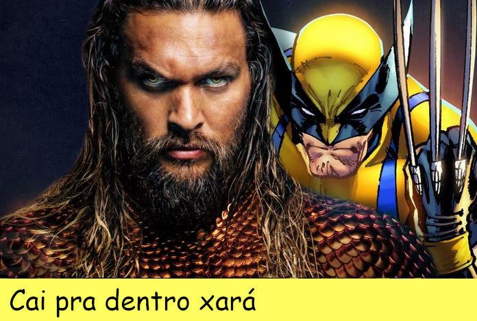 Jason Momoa o novo Wolverine do Universo da Marvel Comics?