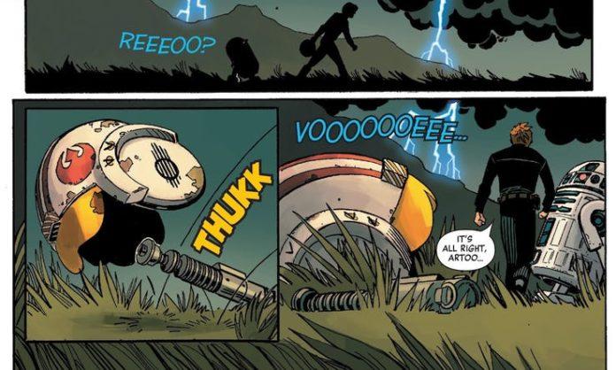 Capacete Luke - Star Wars