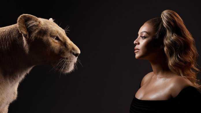 Novo filme - O Rei Leão