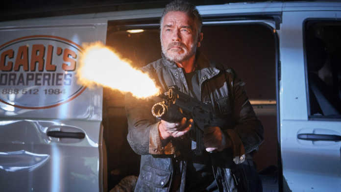James Cameron pode estar fazendo um novo filme do Exterminador no futuro
