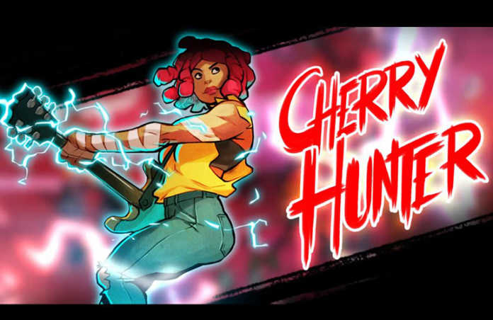 Streets Of Rage 4 Cherry Hunter