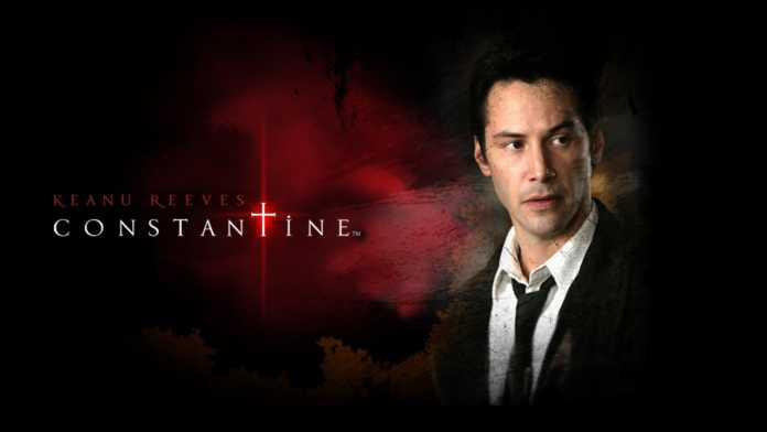 Constantine de Keanu Reeves dirige-se ao Universo DC