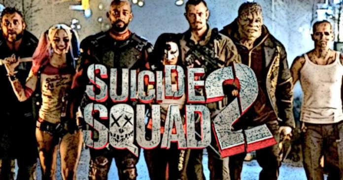 Esquadrão Suicida de James Gunn recebe logo inspirado nos quadrinhos