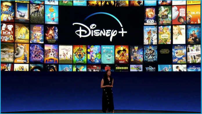 Disney + 'Plus'