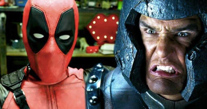 O roteiro de Tim Miller de Deadpool 2 incluía uma luta com o Juggernaut