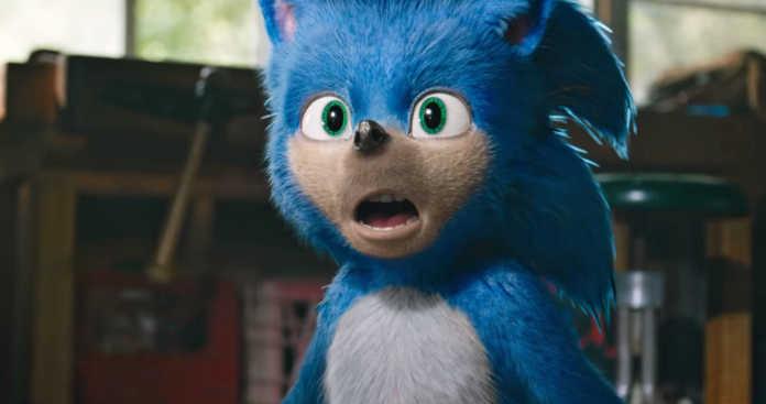 Jim Carrey critica o Redesign de Sonic The Hedgehog