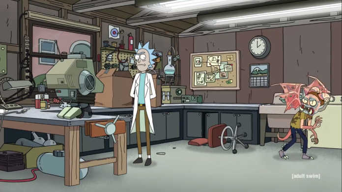Rick e Morty Data de Lançamento da 4º Temporada Revelado