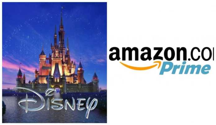 Disney + Amazon prime