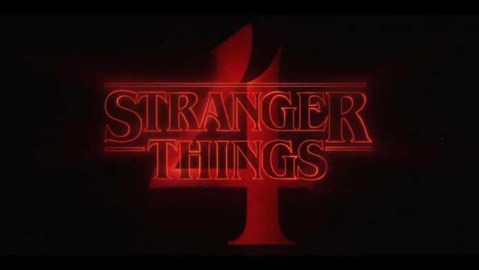 Stranger Things - 4 temporada