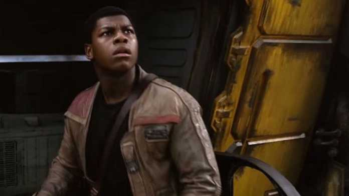 John Boyega admite que foi seu roteiro de Star Wars 9 que acabou no eBay