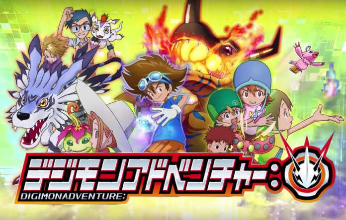 Digimon Reboot 2020 - O anime vai trazer Taichi e a tripulação de volta em novas aventuras!