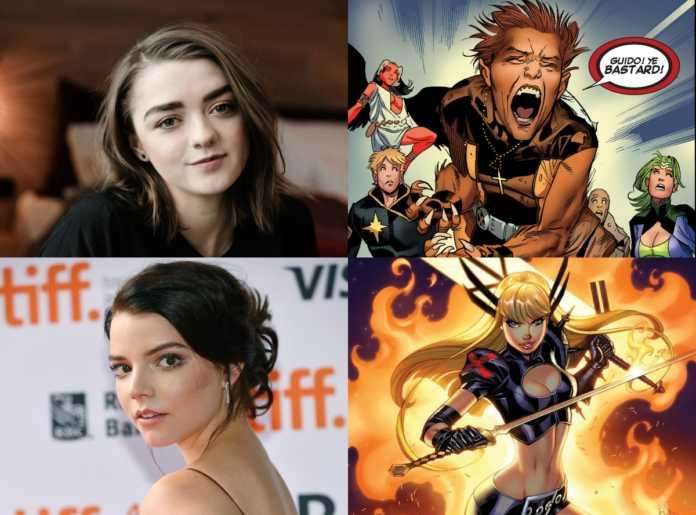 Novos Mutantes farão referência a filmes anteriores dos X-Men
