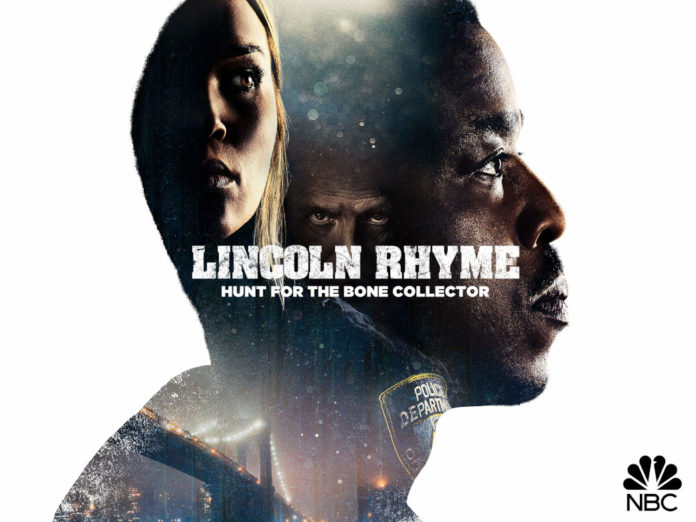 Russell Hornsby em 'Lincoln Rhyme: Hunt for the Bone Collector'
