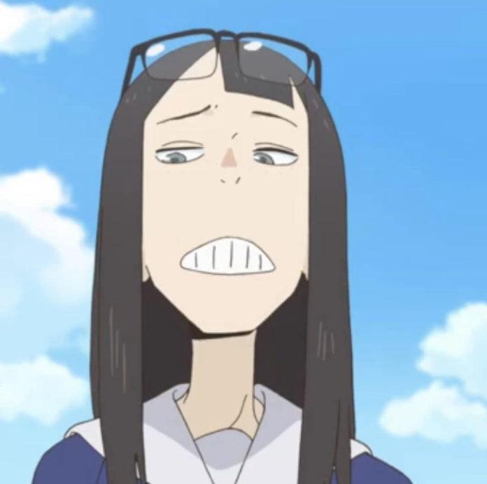 Nada além de respeito pela nossa nova rainha do anime - Sayaka Kanamori de Eizouken