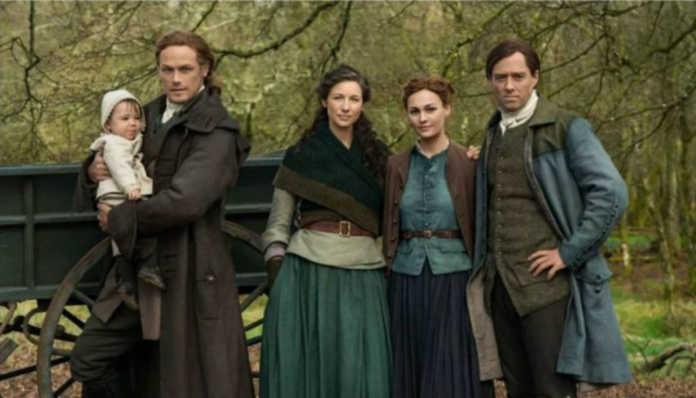 Sophie Skelton e Richard Rankin falam sobre a 5ª temporada de Outlander