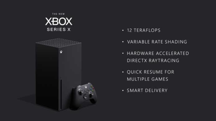 Microsoft revela especificações do Xbox Series X e confirma 12 teraflops GPU