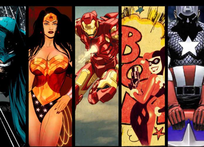 Reviews de quadrinhos para esta semana: 19/2/2020