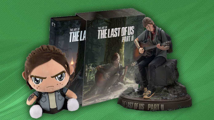 The Last Of Us Part 2: Edição Ellie, estátua de edição limitada, camisetas e muito mais