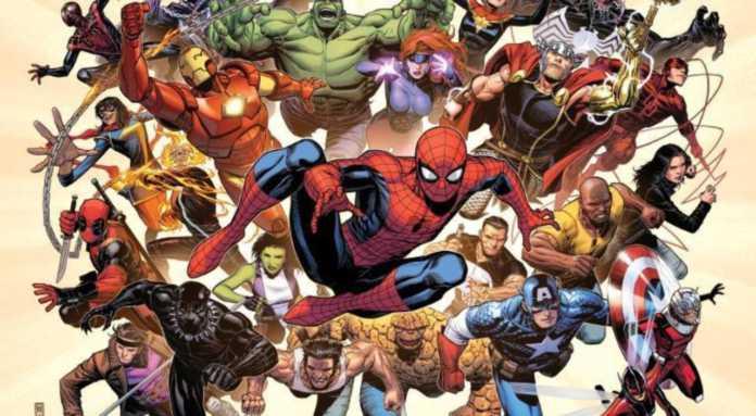 Personagens Marvel