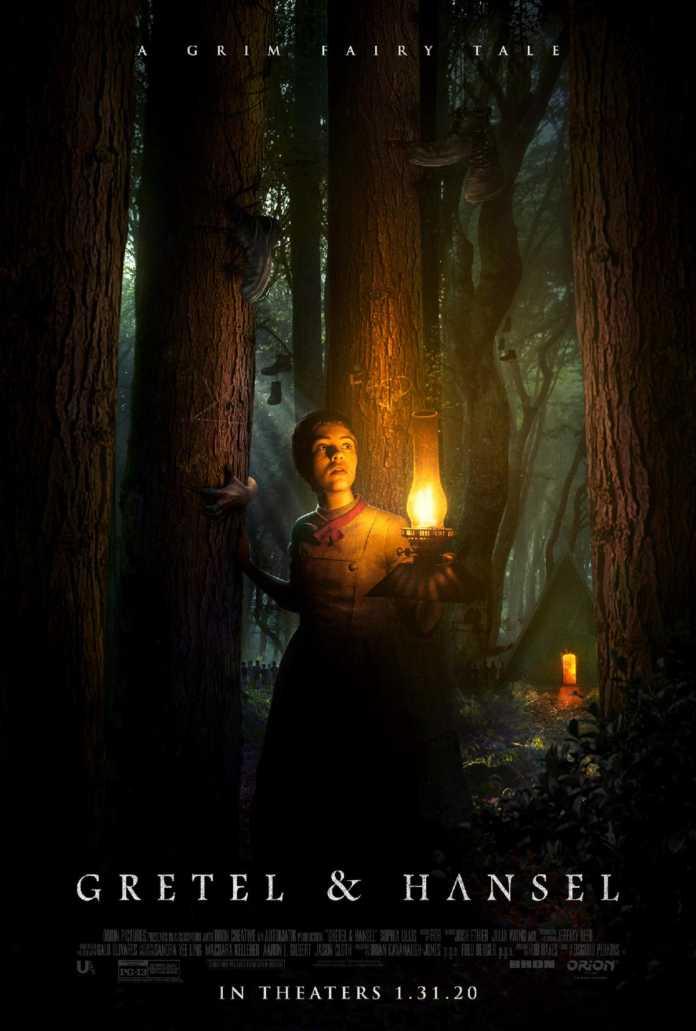 O diretor Oz Perkins fala sobre ser fiel ao conto de fadas em Gretel & Hansel [Exclusive]