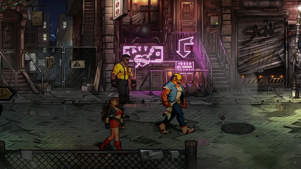 """Streets of Rage a história do """"briga de rua"""", o limbo e seu inesperado ressurgimento. 18"""