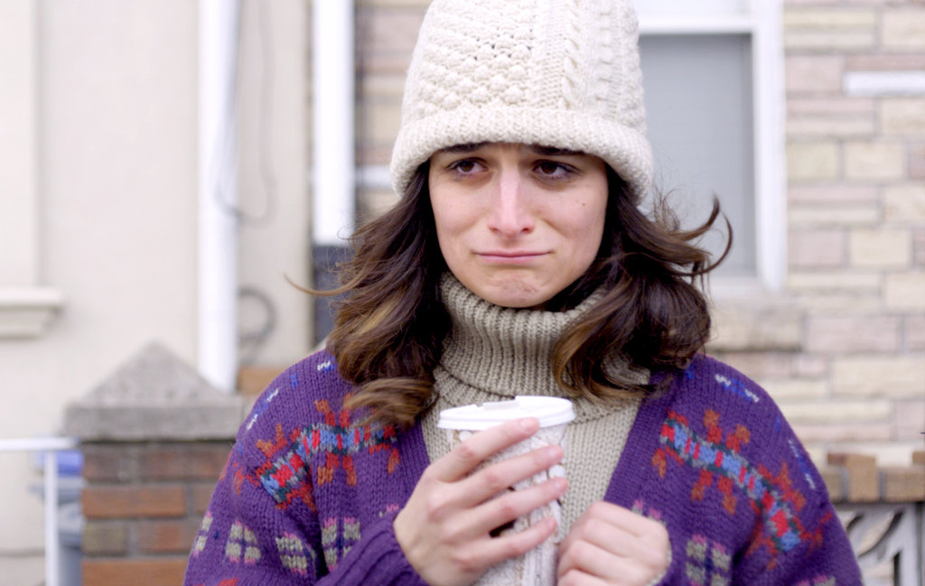 """Jenny Slate in """"Obvious Child."""" Credit...A24"""