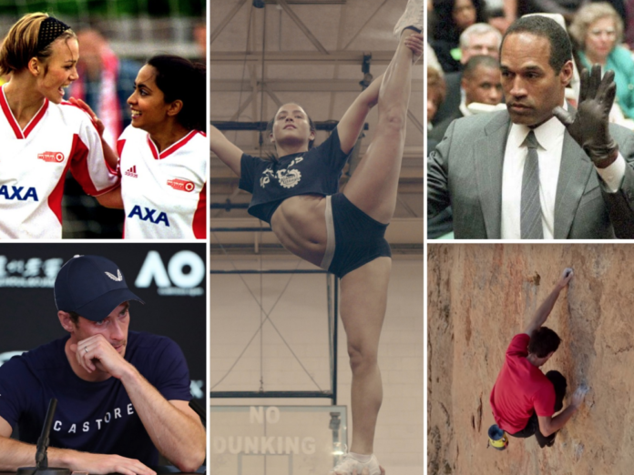 Coronavírus: os 21 principais filmes e documentários esportivos para assistir em auto-isolamento