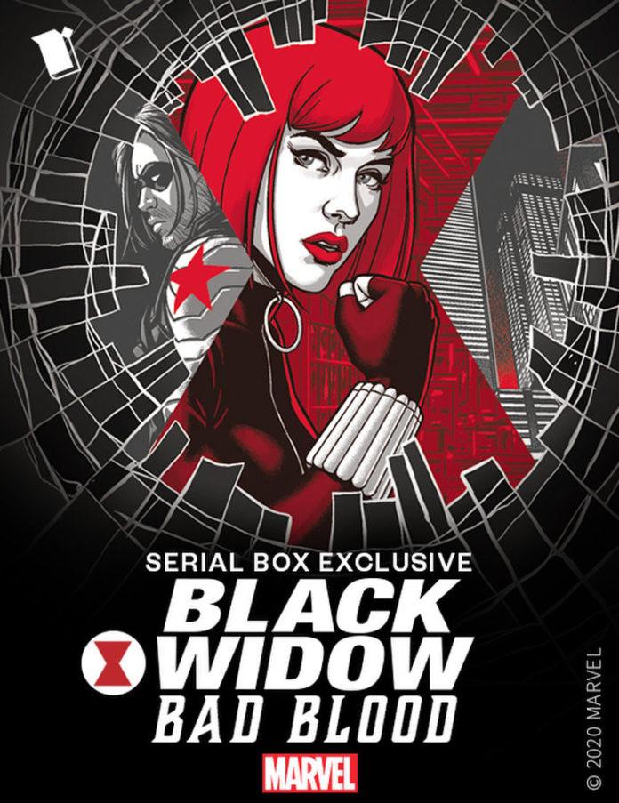 Bad BLOOD reúne BLACK WIDOW e BUCKY BARNES em novo drama de áudio
