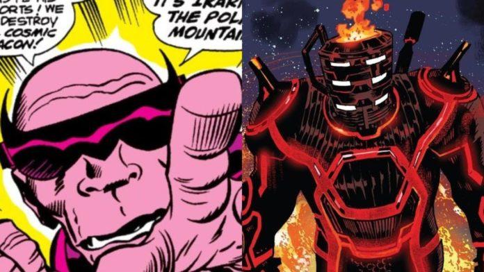 Quem é o Kro e Arishem: O juiz dos eternos da Marvel?