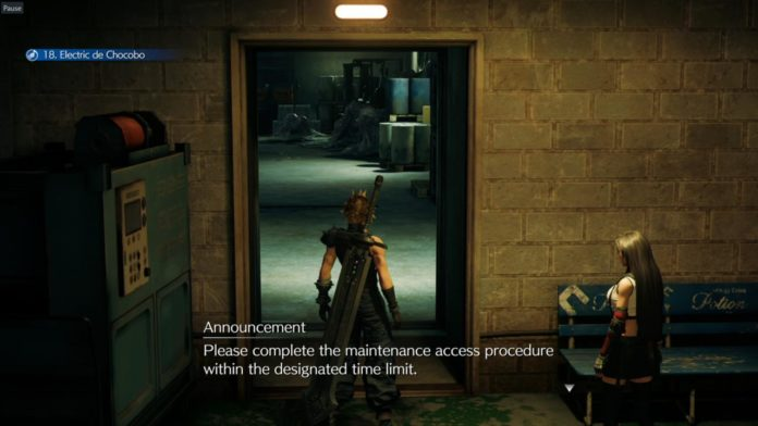 Final Fantasy 7 Remake - Passo a passo: Capítulo 6: Iluminar o caminho (sem spoilers)