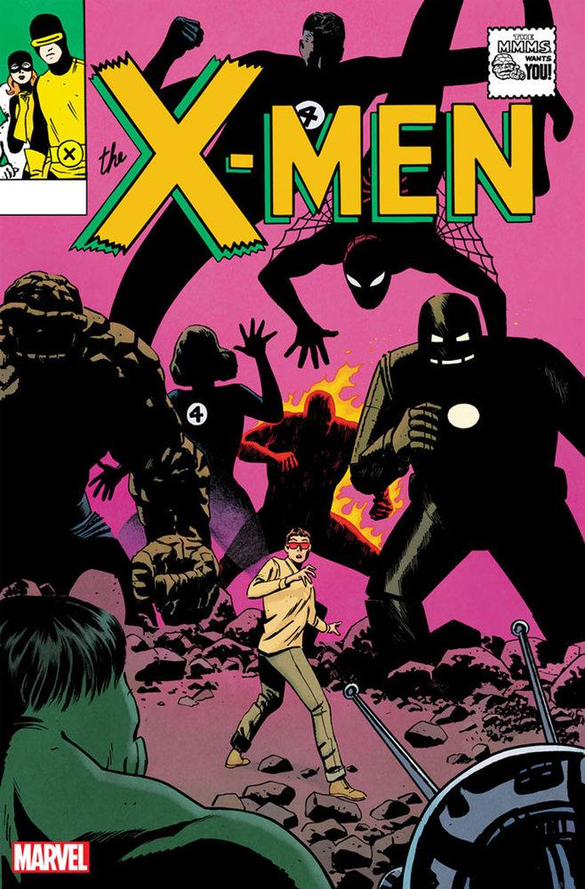 CYCLOPS Testemunha o Nascimento da Era dos Heróis da MARVEL nos INSTANTÂNEOS DA MARVEL: X-MEN