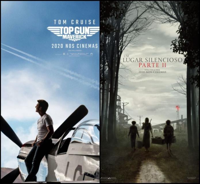 Top Gun Maverick, Um Lugar Silencioso parte 2
