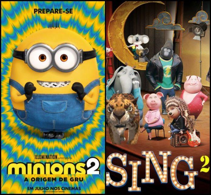 Minions 2, Sing 2