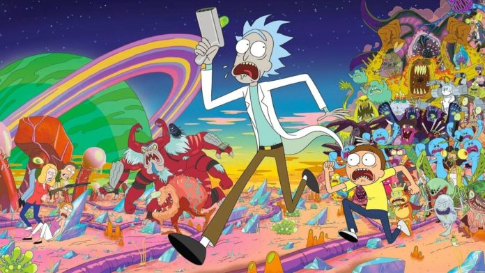 Ricky And Morty 4º Temporada