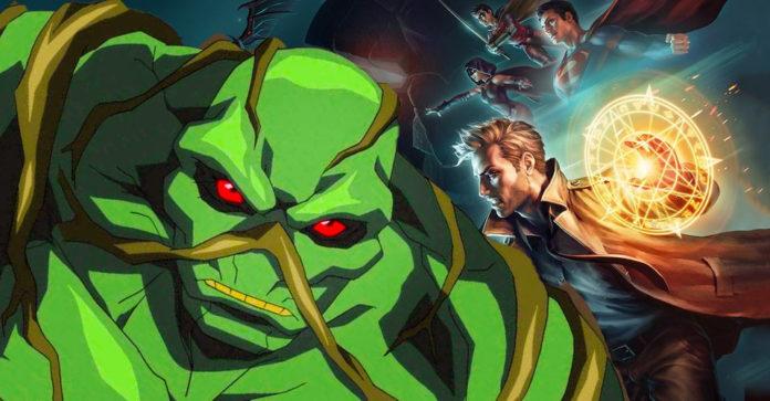 Liga da Justiça Sombria: Guerra de Apokolips revela o verdadeiro nível de poder do Swamp Thing (Monstro do Pântano) na guerra de Apokolips