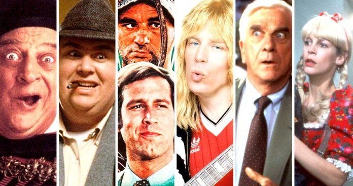 37 Filmes de Comédia das decadas de 80 que definitivamente devem ser relembrados