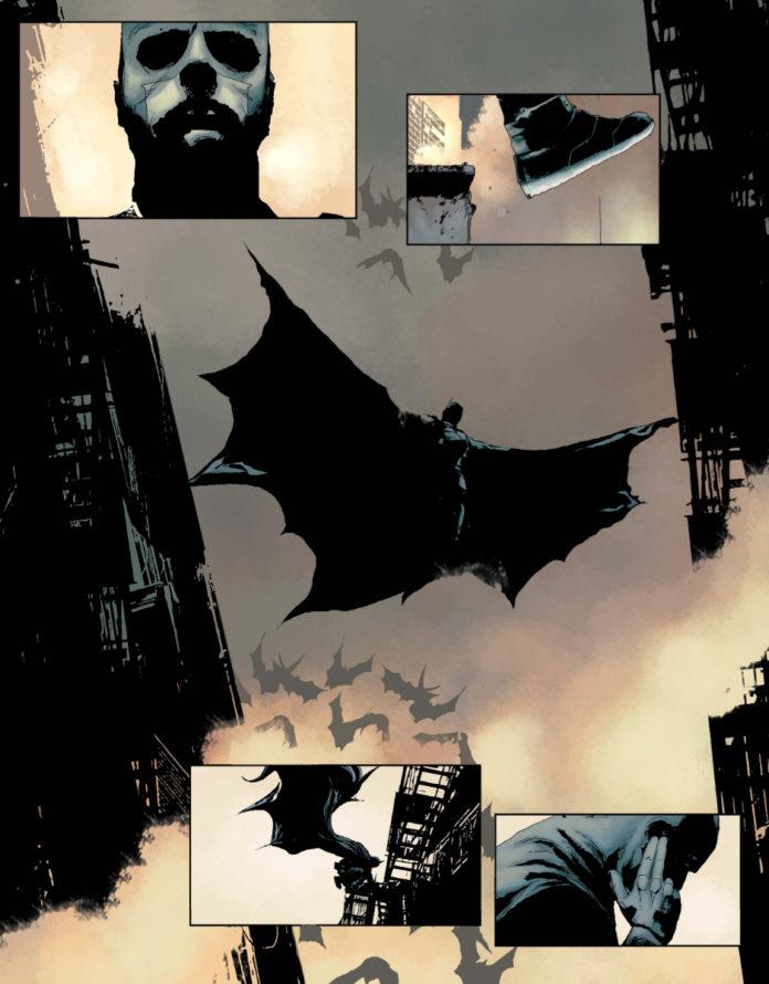 BATMAN: THE SMILE KILLER