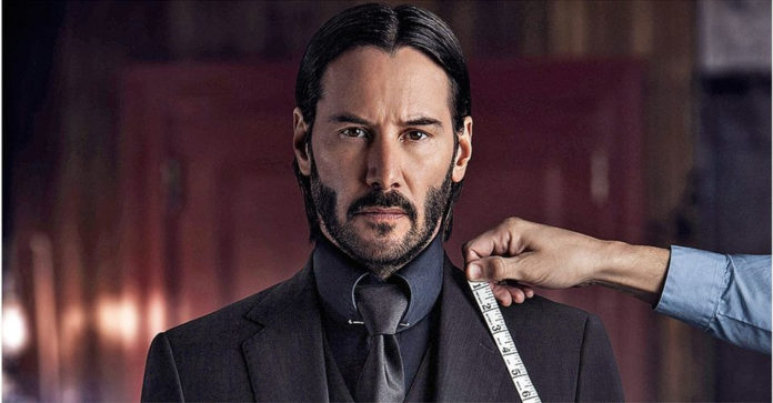 Por quanto tempo Keanu Reeves interpretará John Wick