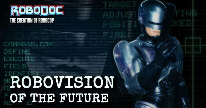RoboDoc: The Creation of RoboCop Major Firepower