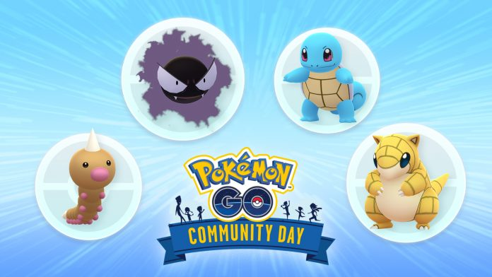 PokemonGo: Dia da Comunidade