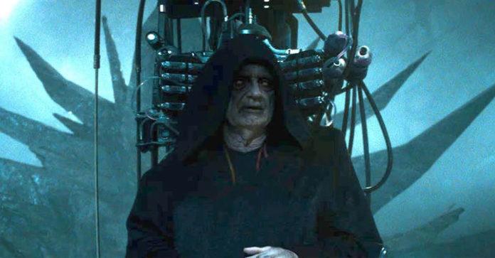 Star Wars revelou um final Sith Lord muito mais assustador do que o zumbi Palpatine