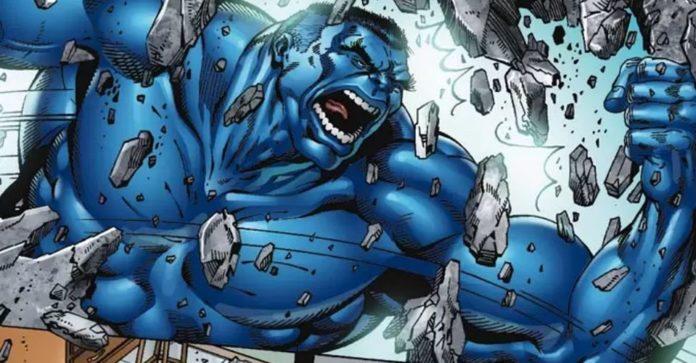 O Hulk Azul: Como a atualização cósmica de Banner o tornou ainda mais forte