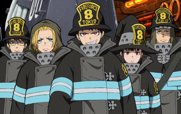 Fire Force Primeira Temporada Review