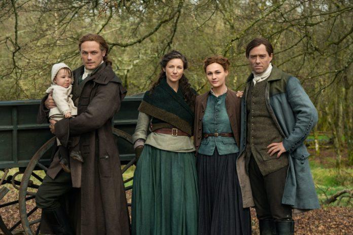 Outlander Temporada 5: Lauren Lyle na decisão grave de Marsali