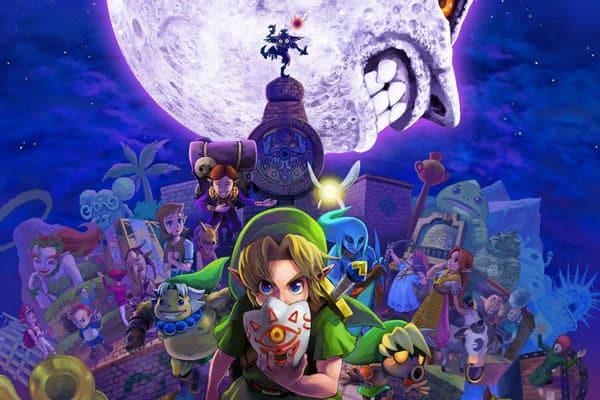 The Legend of Zelda: Majora's Mask ganha uma abertura de anime assustadora