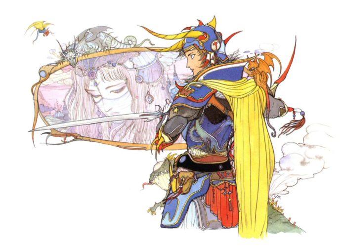 Por que o designer de personagens de Final Fantasy 3 nunca mais criou outro emprego no FF