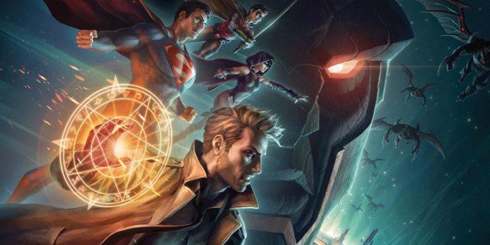 Liga da Justiça Sombria: Guerra de Apokolips (Justice League Dark: Apokolips War) acaba com Batman da maneira mais assustadora