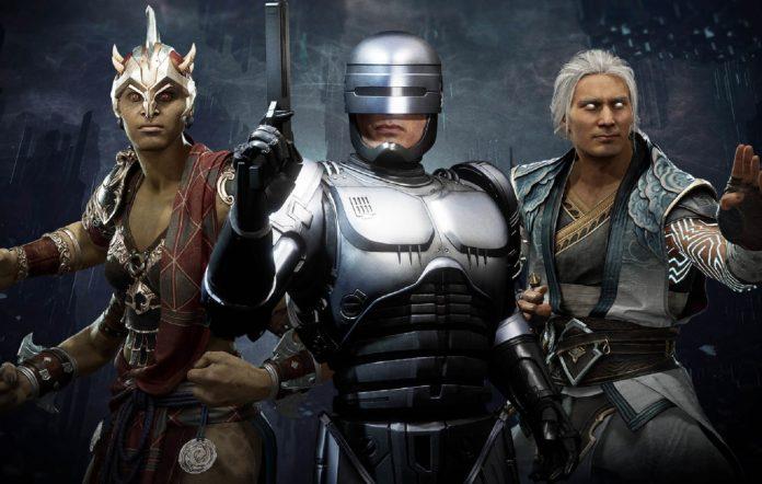 Mortal Kombat 11 Nova DLC com novo modo história