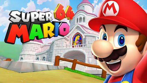 Nintendo vai atrás do porte do Super Mario 64 para PC feito por fãns